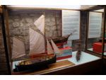 Some of the sailing ship models.